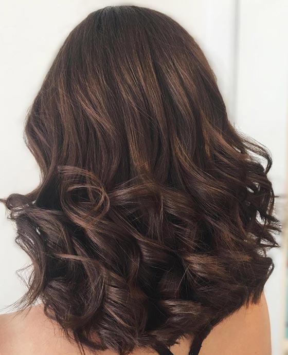 Mahogany: 20 υπέροχες αποχρώσεις για καστανοκόκκινα μαλλιά (11)