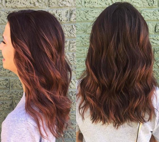 Mahogany: 20 υπέροχες αποχρώσεις για καστανοκόκκινα μαλλιά (6)