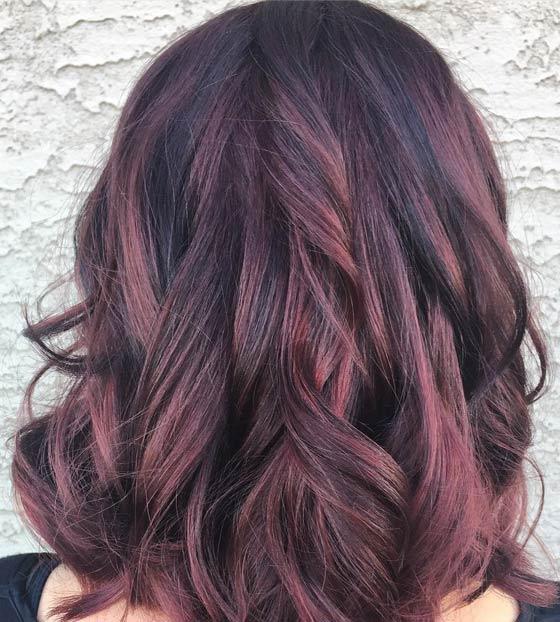 Mahogany: 20 υπέροχες αποχρώσεις για καστανοκόκκινα μαλλιά (4)