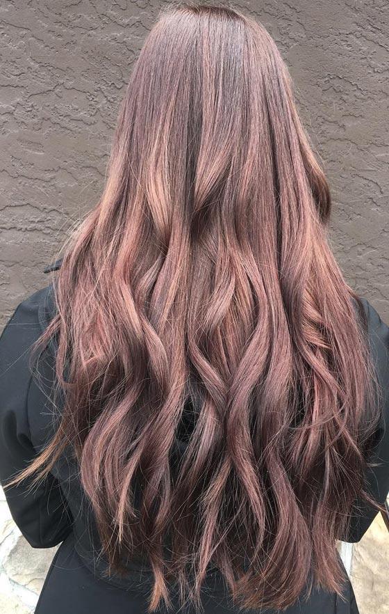 Mahogany: 20 υπέροχες αποχρώσεις για καστανοκόκκινα μαλλιά (5)
