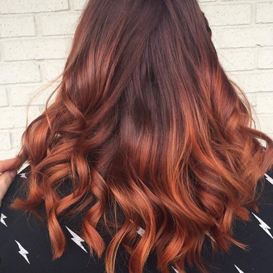 Mahogany: 20 υπέροχες αποχρώσεις για καστανοκόκκινα μαλλιά (7)