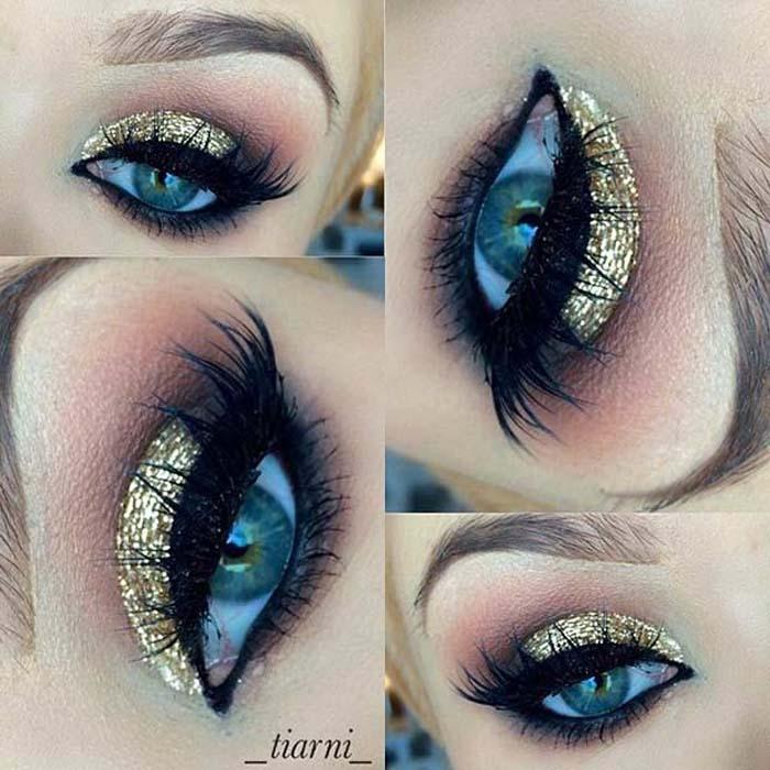 Μακιγιάζ για γαλάζια μάτια (2)