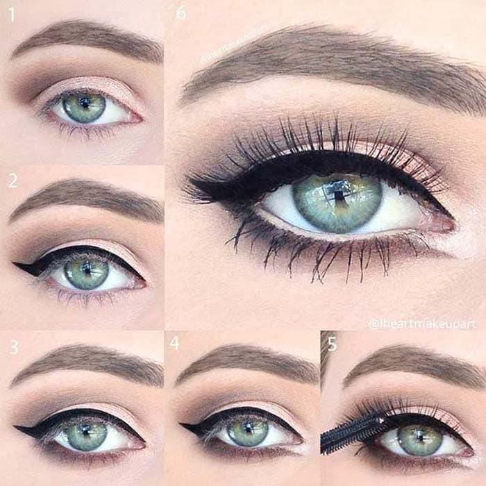 Μακιγιάζ για γαλάζια μάτια (4)