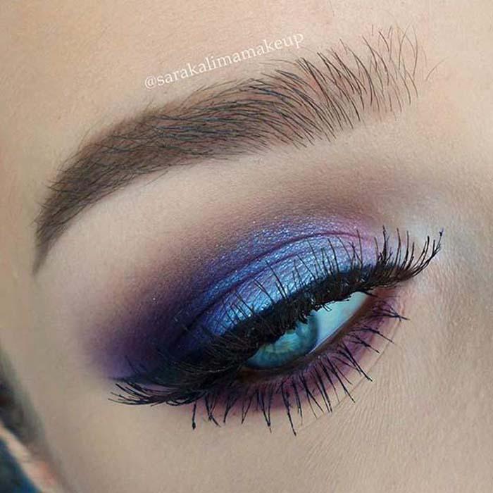 Μακιγιάζ για γαλάζια μάτια (6)