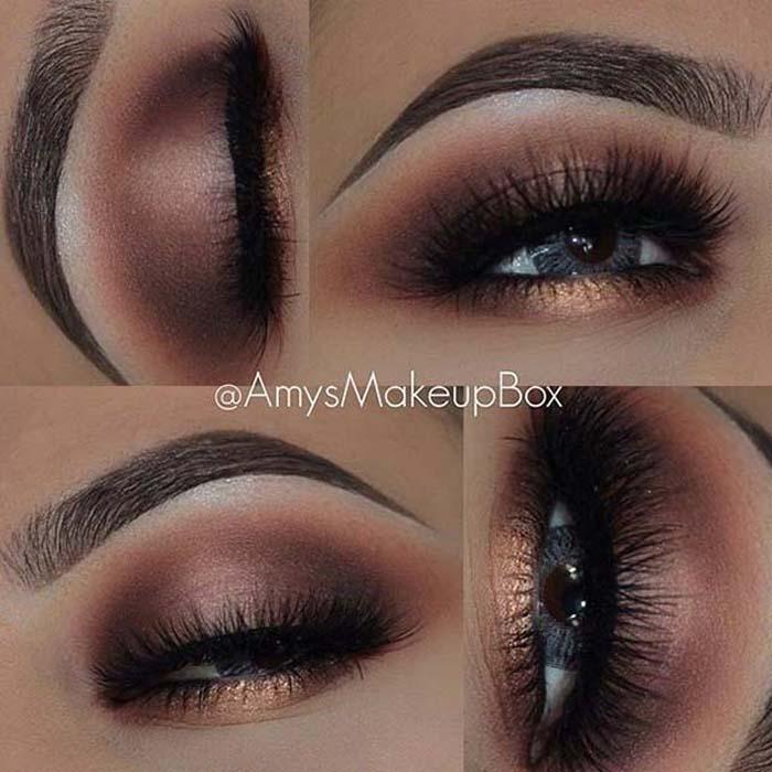 Μακιγιάζ για γαλάζια μάτια (8)