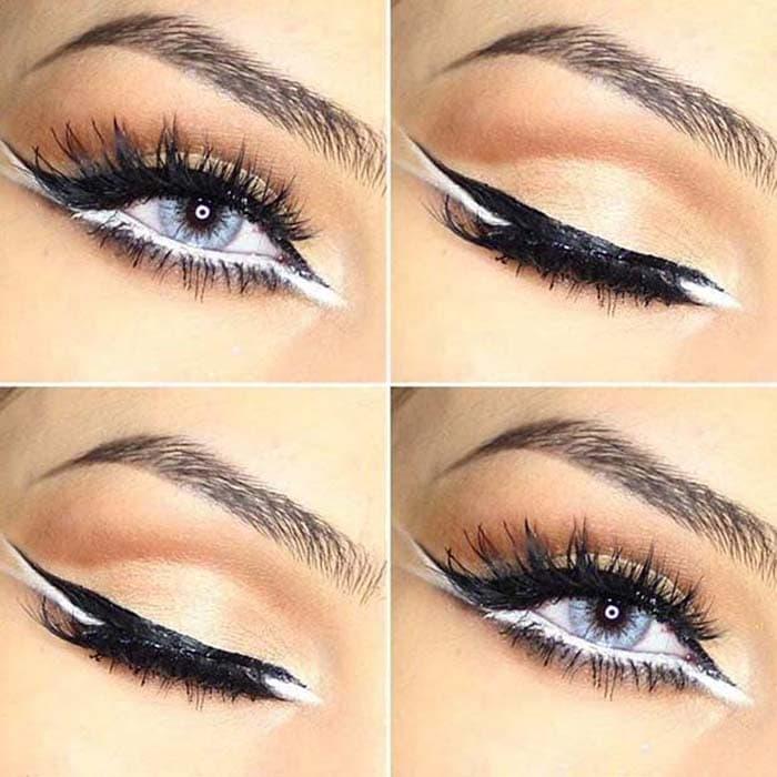 Μακιγιάζ για γαλάζια μάτια (9)