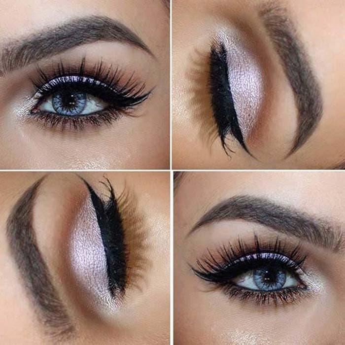 Μακιγιάζ για γαλάζια μάτια (12)
