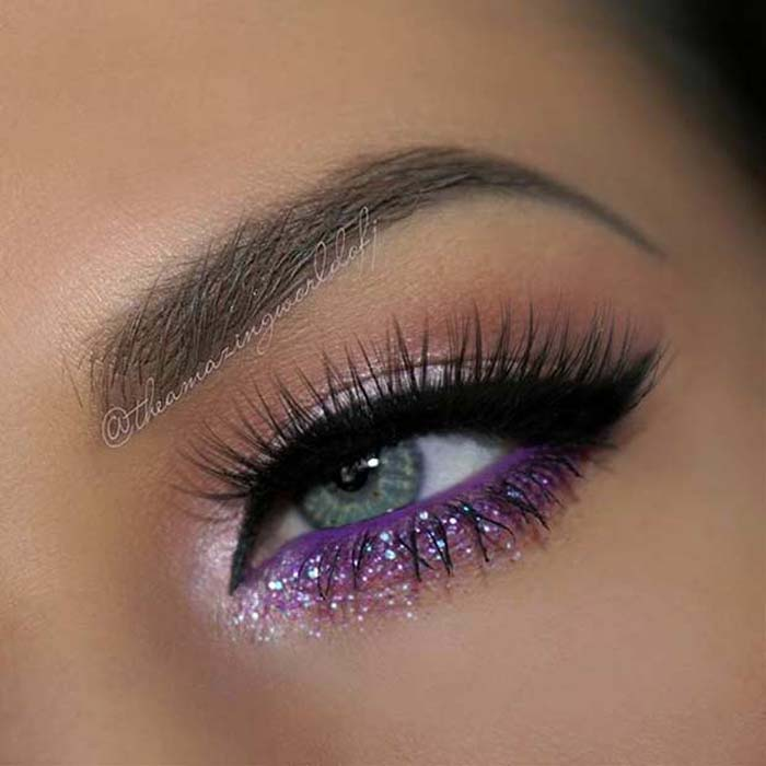 Μακιγιάζ για γαλάζια μάτια (15)