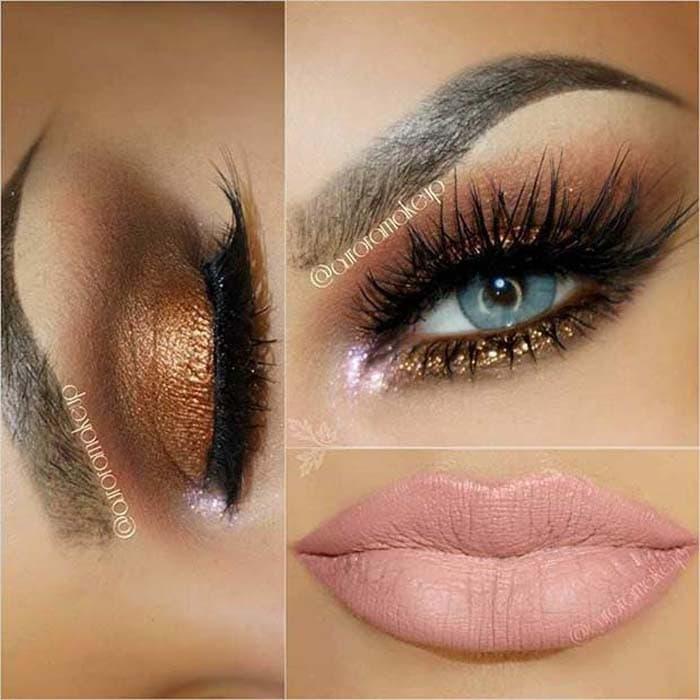 Μακιγιάζ για γαλάζια μάτια (16)