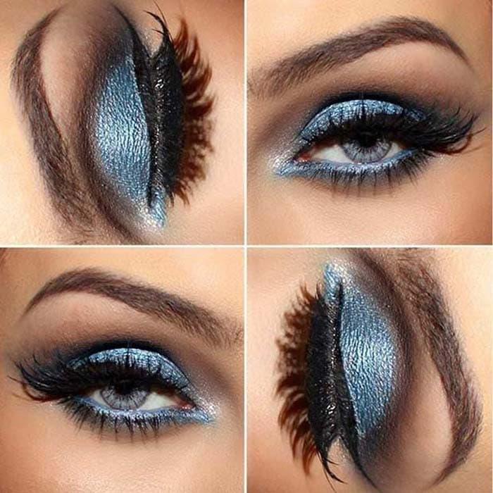 Μακιγιάζ για γαλάζια μάτια (17)