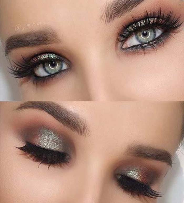 Μακιγιάζ για γαλάζια μάτια (18)