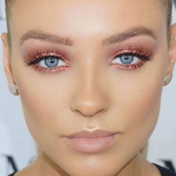 Μακιγιάζ για γαλάζια μάτια (19)