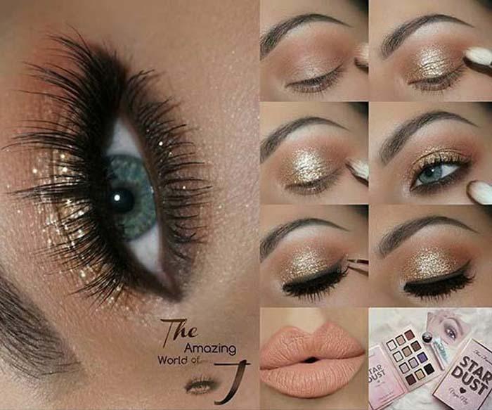 Μακιγιάζ για γαλάζια μάτια (21)