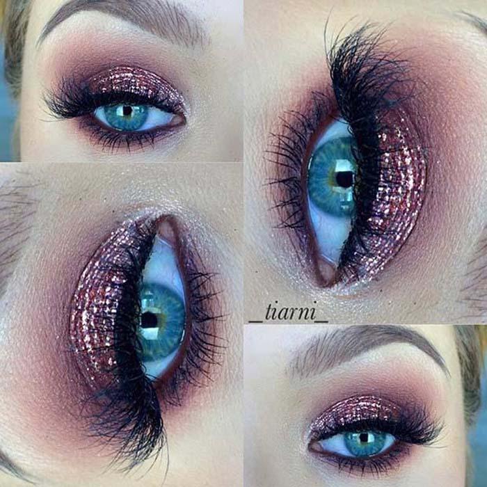 Μακιγιάζ για γαλάζια μάτια (22)