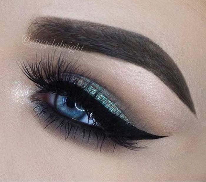 Μακιγιάζ για γαλάζια μάτια (23)