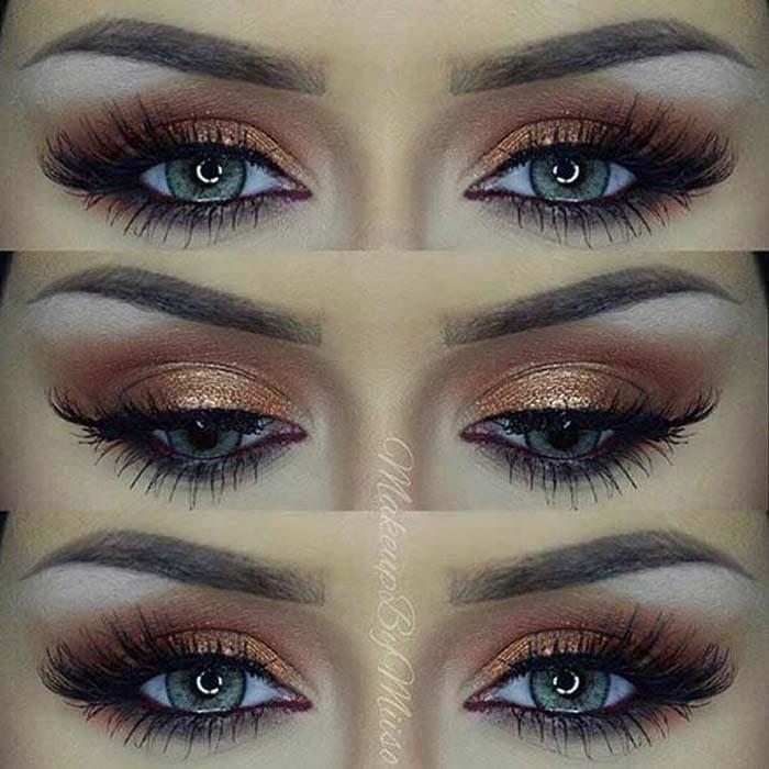 Μακιγιάζ για γαλάζια μάτια (27)