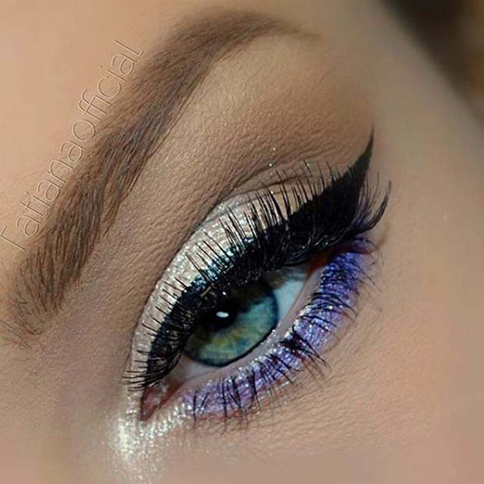 Μακιγιάζ για γαλάζια μάτια (28)