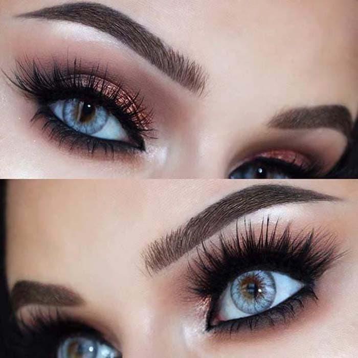 Μακιγιάζ για γαλάζια μάτια (29)