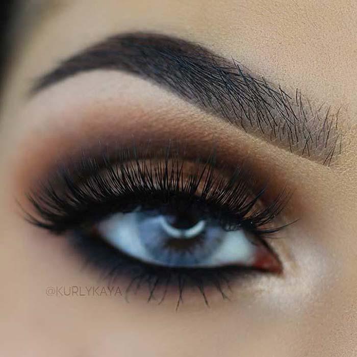 Μακιγιάζ για γαλάζια μάτια (32)