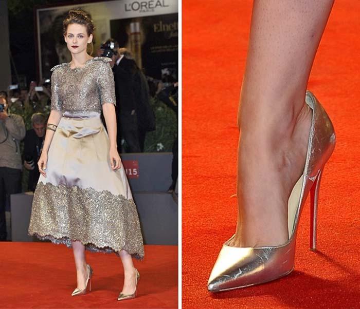 Ο λόγος που οι διάσημες φορούν μεγαλύτερα παπούτσια (2)