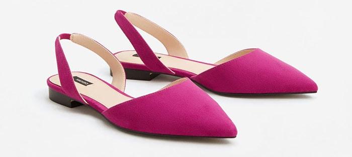 Slingbacks: Μια από τις κορυφαίες τάσεις στα παπούτσια για την Άνοιξη (3)