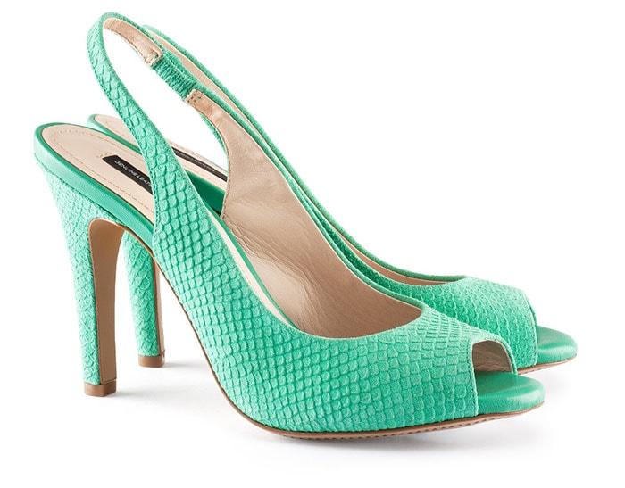 Slingbacks: Μια από τις κορυφαίες τάσεις στα παπούτσια για την Άνοιξη (10)