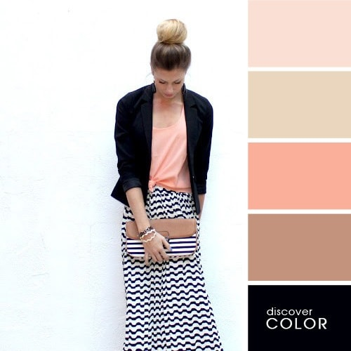Ιδανικοί χρωματικοί συνδυασμοί για να δείχνετε υπέροχη (3)
