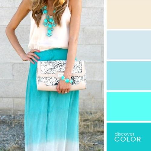 Ιδανικοί χρωματικοί συνδυασμοί για να δείχνετε υπέροχη (4)