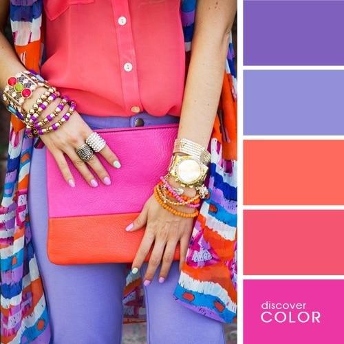 Ιδανικοί χρωματικοί συνδυασμοί για να δείχνετε υπέροχη (6)