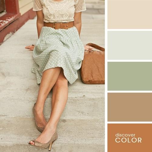Ιδανικοί χρωματικοί συνδυασμοί για να δείχνετε υπέροχη (10)