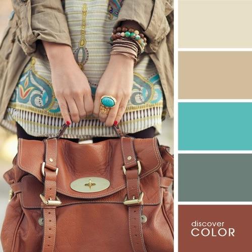 Ιδανικοί χρωματικοί συνδυασμοί για να δείχνετε υπέροχη (11)
