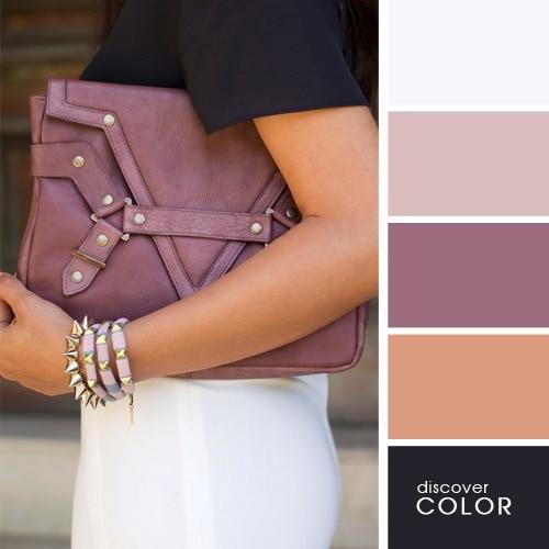 Ιδανικοί χρωματικοί συνδυασμοί για να δείχνετε υπέροχη (13)