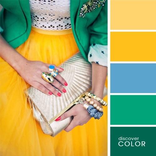 Ιδανικοί χρωματικοί συνδυασμοί για να δείχνετε υπέροχη (17)