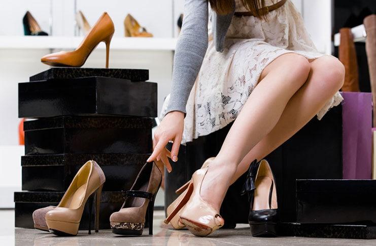 Μυστικά για να επιλέξετε τα σωστά παπούτσια (1)