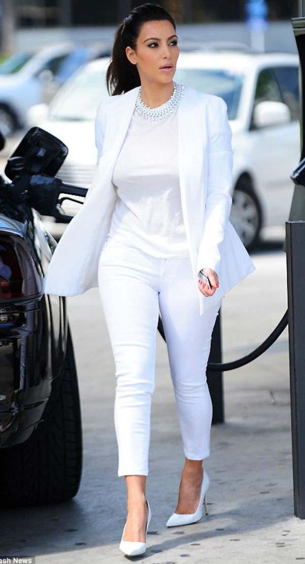 Total white looks: 15+1 υπέροχα σύνολα για εντυπωσιακές εμφανίσεις (7)