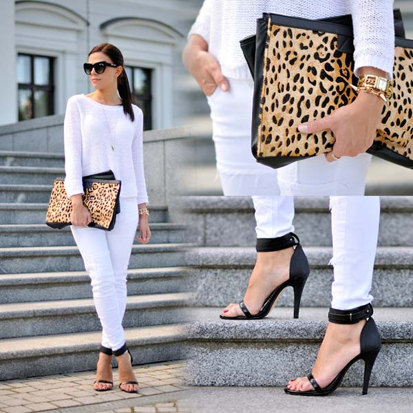 Total white looks: 15+1 υπέροχα σύνολα για εντυπωσιακές εμφανίσεις (17)