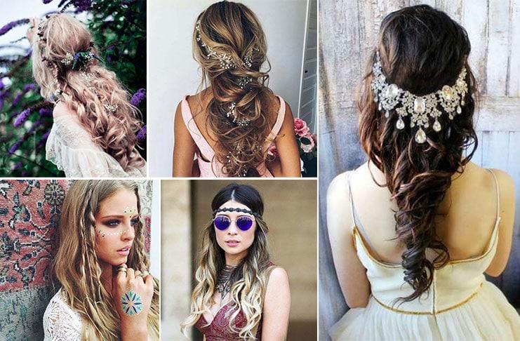 Boho χτενίσματα: 55+1 υπέροχες προτάσεις για επιμελώς ατημέλητα μαλλιά