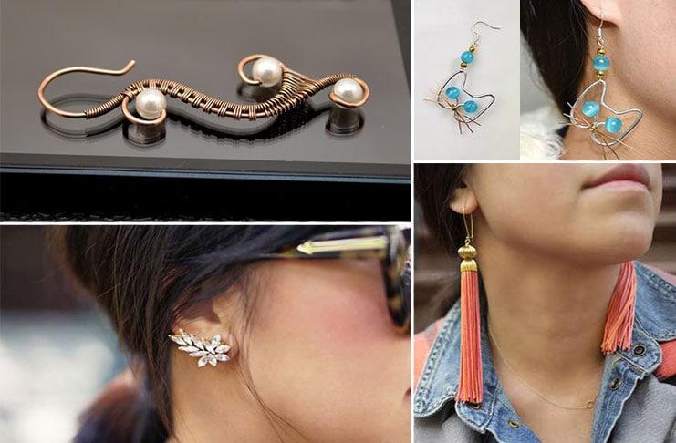 Υπέροχες ιδέες για να φτιάξετε τα δικά σας σκουλαρίκια (1)