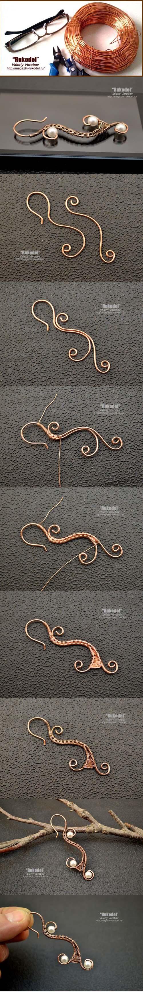 Υπέροχες ιδέες για να φτιάξετε τα δικά σας σκουλαρίκια (2)