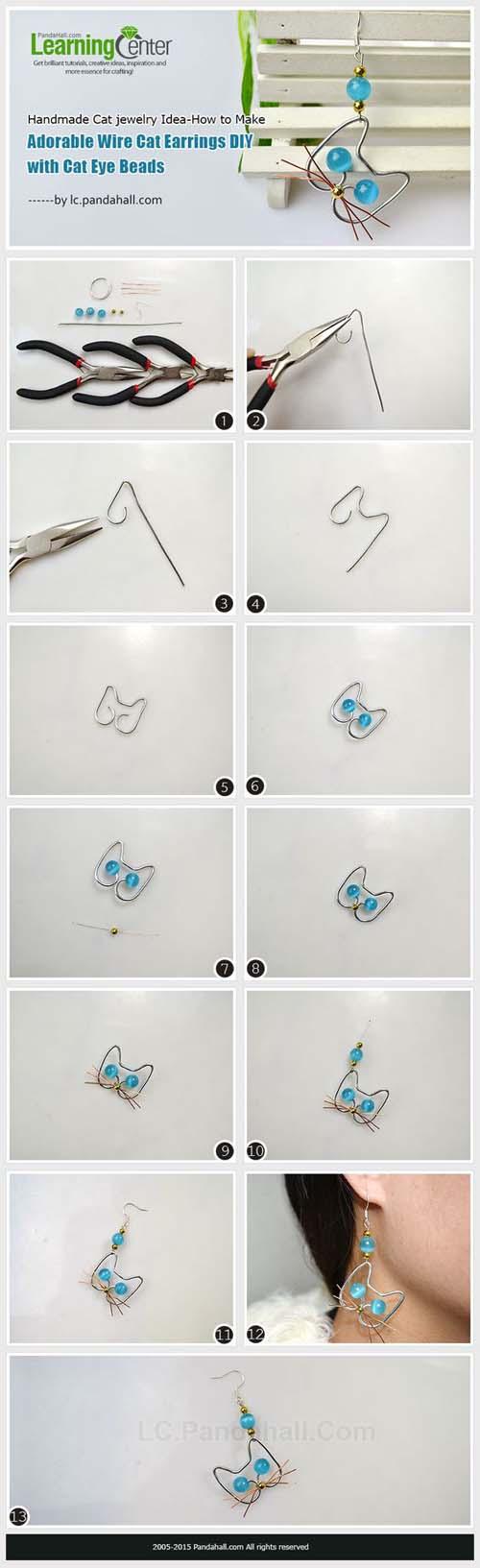 Υπέροχες ιδέες για να φτιάξετε τα δικά σας σκουλαρίκια (5)