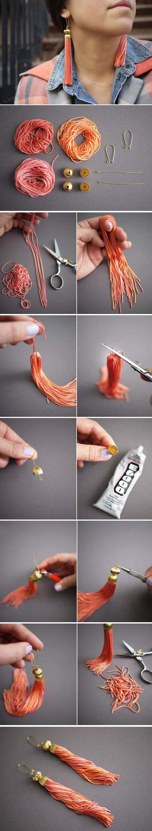 Υπέροχες ιδέες για να φτιάξετε τα δικά σας σκουλαρίκια (8)