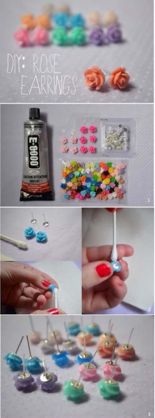 Υπέροχες ιδέες για να φτιάξετε τα δικά σας σκουλαρίκια (9)