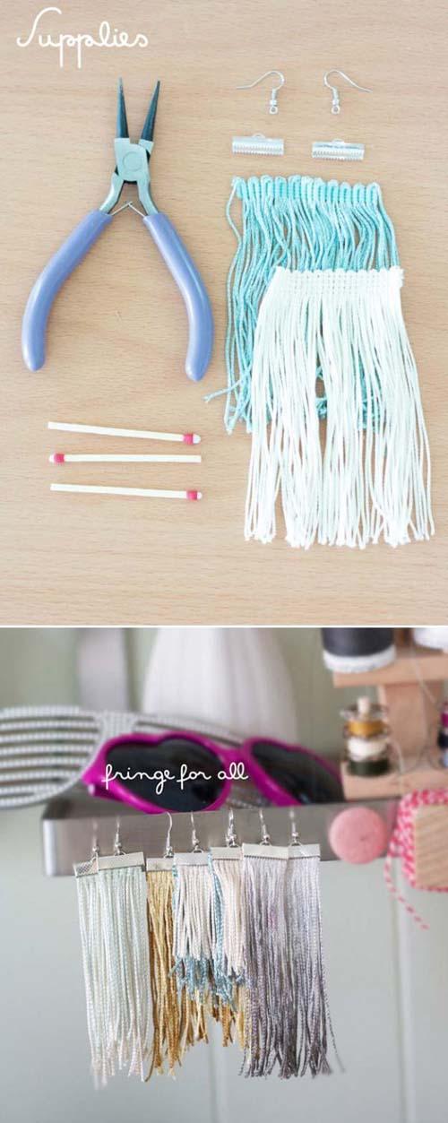 Υπέροχες ιδέες για να φτιάξετε τα δικά σας σκουλαρίκια (10)