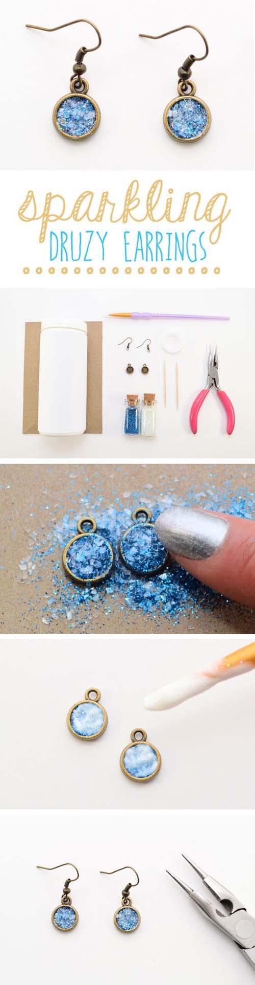 Υπέροχες ιδέες για να φτιάξετε τα δικά σας σκουλαρίκια (11)