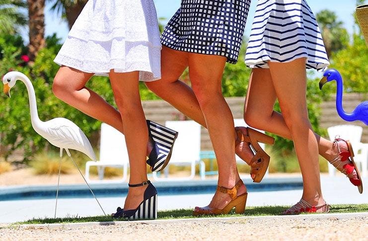 Τα καλοκαιρινά παπούτσια που ταλαιπωρούν τα πόδια σας (1)