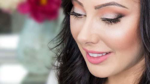 Νυφικό μακιγιάζ σε γήινες αποχρώσεις (10)