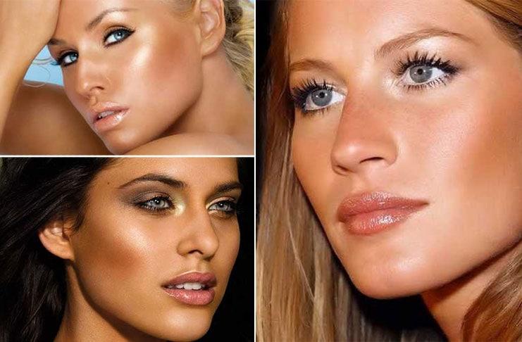 Ηλιοκαμένο look: Το απόλυτο καλοκαιρινό μακιγιάζ μέσα από 25 υπέροχες προτάσεις (1)