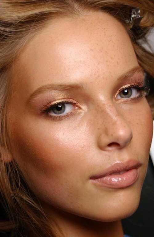 Ηλιοκαμένο look: Το απόλυτο καλοκαιρινό μακιγιάζ μέσα από 25 υπέροχες προτάσεις (3)