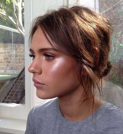 Ηλιοκαμένο look: Το απόλυτο καλοκαιρινό μακιγιάζ μέσα από 25 υπέροχες προτάσεις (7)