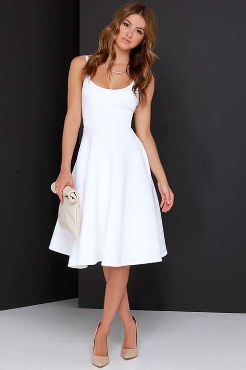 Λευκό φόρεμα (3)